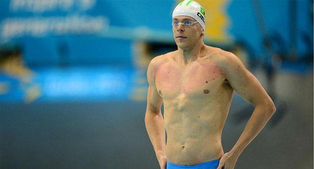 494395 Cielo fica com o bronze nos 50m livres Medalhas do Brasil nas Olimpíadas de Londres 2012