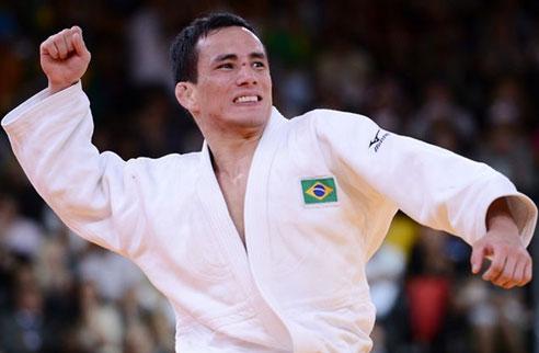 494395 Felipe Kitadai conseguiu o bronze no judô em Londres 2012 Medalhas do Brasil nas Olimpíadas de Londres 2012