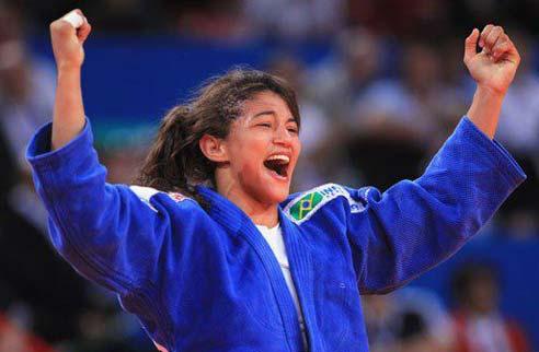 494395 Sarah Menezes ganha ouro olímpico inédito Medalhas do Brasil nas Olimpíadas de Londres 2012