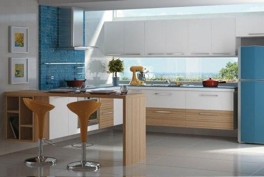 Fotos de divisórias internas de armário de cozinha planejado ~ Quarto Planejado Dellano
