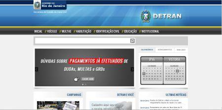 495205 detran servicos online rj 1 Detran serviços online RJ