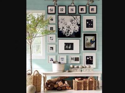 495418 Quadros e fotos na decoração dicas fotos.1 Quadros e fotos na decoração: dicas, fotos