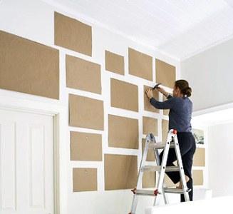 495418 Quadros e fotos na decoração dicas fotos.7 Quadros e fotos na decoração: dicas, fotos