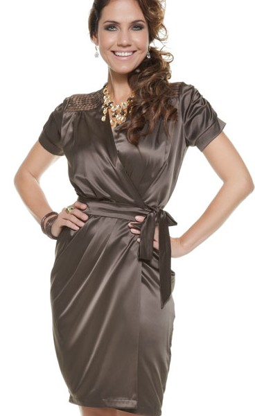 495441 vestido para evangelica 2012 Vestidos para evangélicas: fotos, modelos