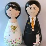 495627 Noivinhos criativos para bolo de casamento 08 150x150 Noivinhos criativos para bolo de casamento: fotos