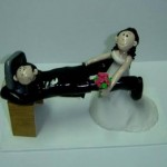 495627 Noivinhos criativos para bolo de casamento 14 150x150 Noivinhos criativos para bolo de casamento: fotos