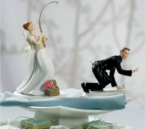 495627 Noivinhos criativos para bolo de casamento 16 Noivinhos criativos para bolo de casamento: fotos