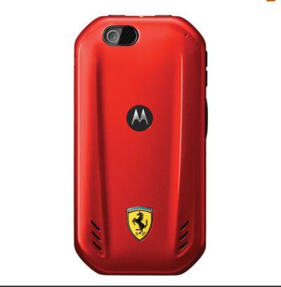 495774 celular motorola i867 ferrari nextel 2 Celular Motorola i867 Ferrari Nextel