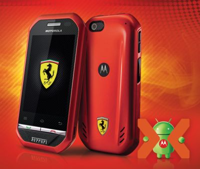 495774 celular motorola i867 ferrari nextel Celular Motorola i867 Ferrari Nextel