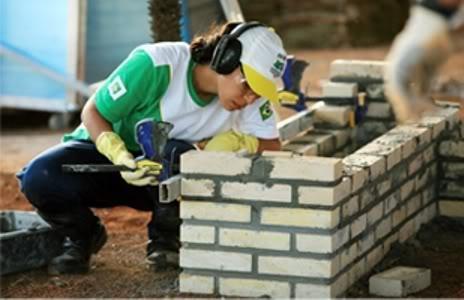 495775 Curso gratuito construção civil Senai BA 2012 01 Curso gratuito construção civil, Senai BA 2012