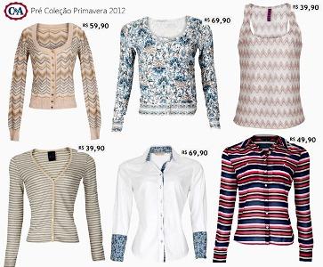 495782 Coleção de primavera CA modelos novidades.2 Coleção de primavera C&A   modelos, novidades