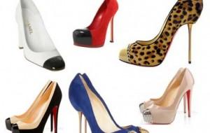 Tendências de calçados para o verão 2013