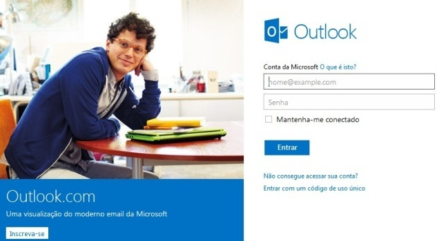 496261 Outlook.com sucessor do hotmail Microsoft 2 Outlook.com: sucessor do Hotmail, Microsoft