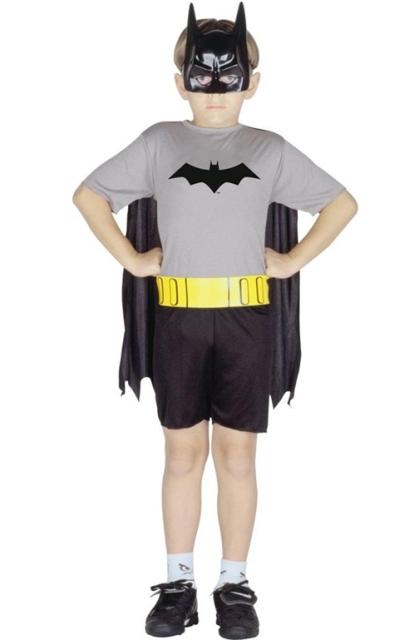 496963 Batman fantasia 1 Linha de brinquedos do Batman