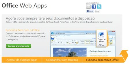 497049 office web apps como funciona Office Web Apps: como funciona