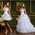 497118 O modelo de decote em forma de coração é muito elegante e sofisticado 150x150 Vestidos de noiva verão 2013
