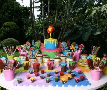 497198 Aniversário de meninos dicas fotos de decoração.9 Aniversário de meninos: dicas de decoração, fotos