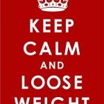 497261 Fique calmo e perca peso. 150x150 Melhores imagens Keep Calm para Facebook