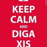 497261 Keep calm and diga xis. 150x150 Melhores imagens Keep Calm para Facebook