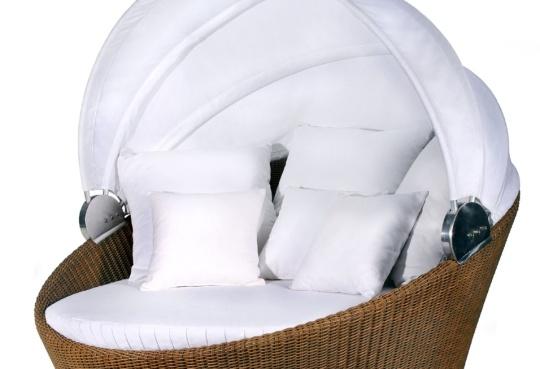 497303 É possível encontrar peças sofisticadas e confortáveis. Fibras naturais na decoração: dicas, fotos
