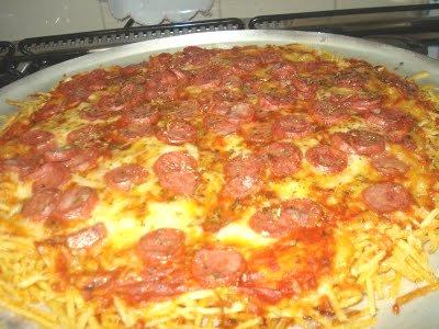 497377 pizza batata palha Pizza de batata palha