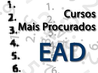 497596 Cursos EAD mais procurados quais são Cursos EAD mais procurados: quais são