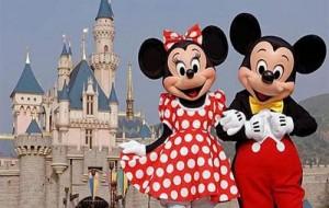 Pacote para Disney com tudo incluso 2012