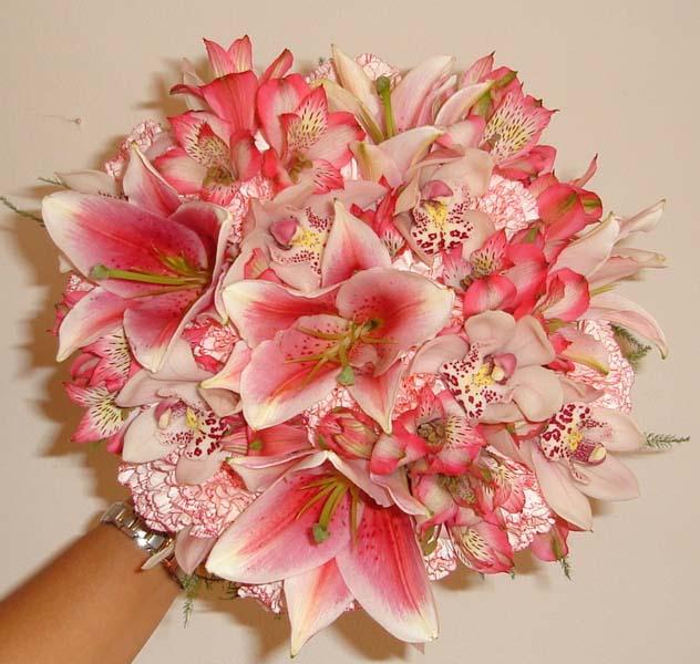 497911 Buquê de noiva dicas de flores fotos 02 Buquê de noiva, dicas de flores, fotos