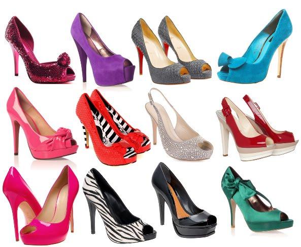497965 Aléem de também proporcionar um efeito vintage os peep toes são belíssimos. Sapatos que não saem de moda