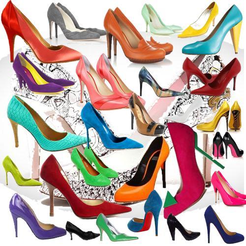497965 Os scarpins podem ser encontrados em vários modelos. Sapatos que não saem de moda