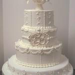 497966 07Bolos decorados para casamento 150x150 Bolos decorados para casamento: fotos