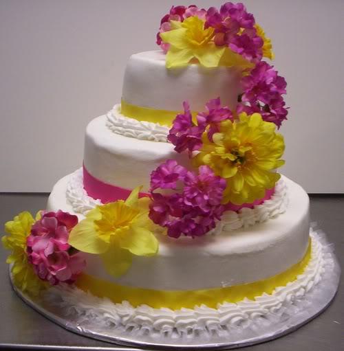 497966 09Bolos decorados para casamento Bolos decorados para casamento: fotos