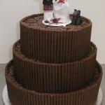 497966 13Bolos decorados para casamento 150x150 Bolos decorados para casamento: fotos