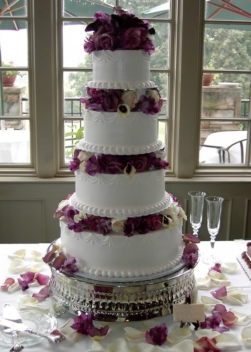 497966 18Bolos decorados para casamento Bolos decorados para casamento: fotos