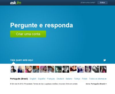 498300 ask fm como excluir 1 Ask.fm: como excluir