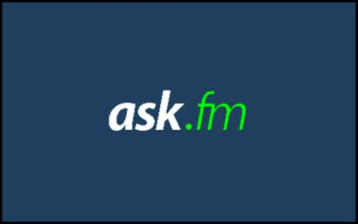 498300 ask fm como excluir Ask.fm: como excluir