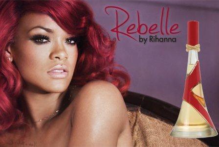498432 Perfume Rihanna Rebelle preços onde comprar.1 Perfume Rihanna Rebelle: preços, onde comprar