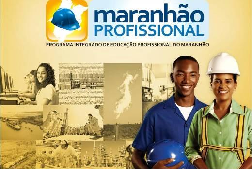 498564 www.ma .gov .br maranhaoprofissional Cursos do governo primeiro emprego www.ma.gov.br/maranhaoprofissional   Cursos do governo, primeiro emprego