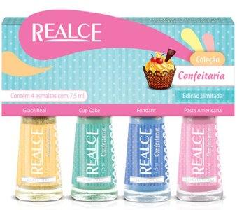 498696 Linha de esmaltes Candy Colors Realce.1 Linha de esmaltes Candy Colors Realce