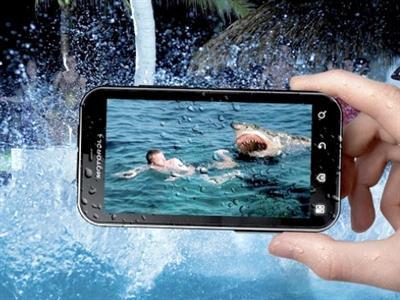 498835 Celular a prova d'água Motorola1 Celular a prova dágua Motorola