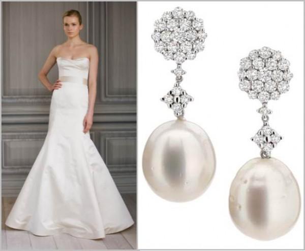 498842 Os acessórios na cor do vestido são os mais indicados para as noivas Fotodivulgação. Acessórios para usar com vestido   dicas, fotos
