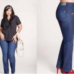 498860 Prefira as calças jeans com cortes mais retos pois alongam o quadril Fotodivulgação. 150x150 Jeans plus size   modelos, dicas