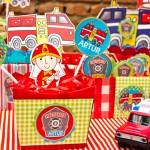 499041 Decoração de aniversário infantil tema Bombeiro 3 150x150 Decoração de aniversário infantil tema Bombeiro