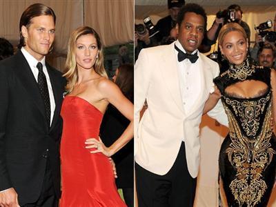 499413 Os casais de famosos mais ricos do mundo Os casais de famosos mais ricos do mundo