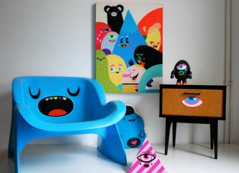 499473 Decoração com Toy art dicas fotos 3 Decoração com Toy Art: dicas, fotos
