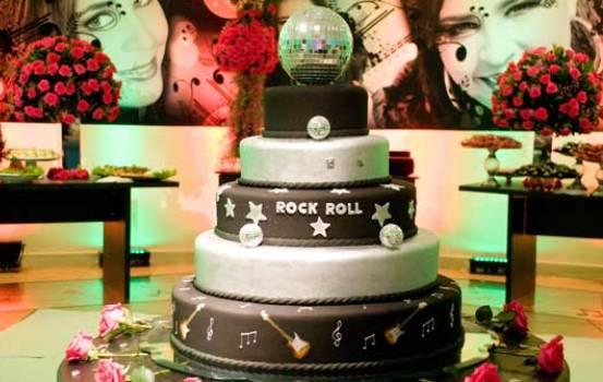 499530 Decoração de aniversário tema Rock 13 Decoração de aniversário tema Rock