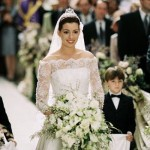 499709 Anne Hathaway em O Diário de uma Princesa 2. 150x150 Vestidos de noiva dos filmes: fotos