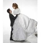 499709 Em Encantada o vestido usado era realmente digno de uma princesa. 150x150 Vestidos de noiva dos filmes: fotos