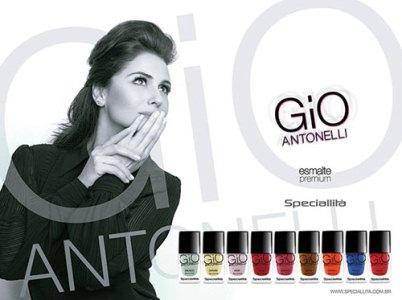 499821 Coleção de esmaltes Giovanna Antonelli.1 Coleção de esmaltes Giovanna Antonelli