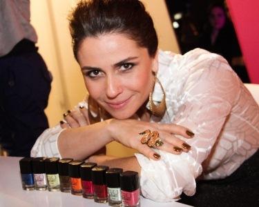 499821 Coleção de esmaltes Giovanna Antonelli.2 Coleção de esmaltes Giovanna Antonelli